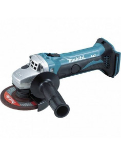 Meuleuse sans fil Ø 115 mm 18 V Li-Ion (Machine seul) DGA452Z - Makita
