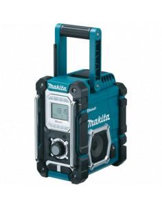 Radio de chantier sans fil 7,2 à 18 V Li-Ion (Machine seule) DMR108 - Makita