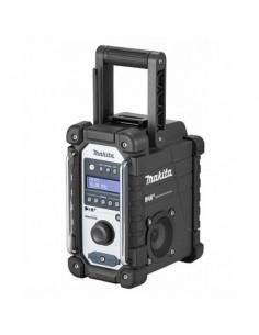 Radio de chantier sans fil 7,2 à 18 V Li-Ion (Machine seule) DMR110B - Makita
