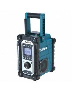 Radio de chantier sans fil 7,2/10,8/14,4/18 V Li-Ion (Machine seule) DMR107 - Makita