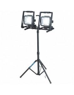 Kit 2 lampes de chantier à LED + trépied ACC0008 - Makita