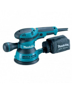 Ponceuse excentrique 300 W Ø 125 mm BO5041J - Makita