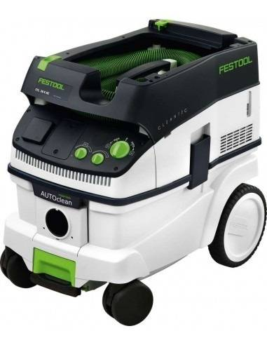 Aspirateur CTL 26 E AC CLEANTEC - Festool