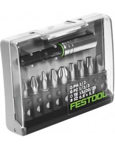 Coffret d'embouts MIX + BH 60-CE - Festool