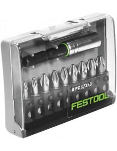 Coffret d'embouts PZ + BH 60-CE - Festool