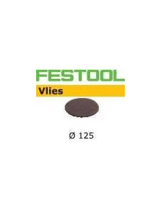 Abrasif Vlies STF D125 MD 100 VL/10 - Festool