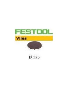 Abrasif Vlies STF D125 MD 100 VL/10 - Festool