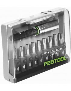 Coffret d'embouts TX + BH 60-CE - Festool