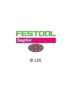 Abrasifs STF D125/8 P24 SA/25 - Festool