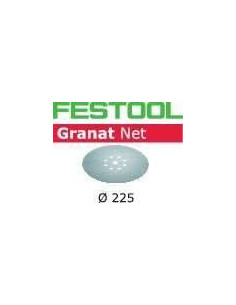 Abrasif maillé STF D225 P240 GR NET/25 - Festool