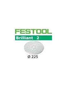 Abrasifs STF D225/8 P16 BR2/25 - Festool