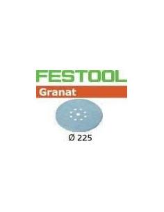 Abrasifs STF D225/8 P80 GR/25 - Festool