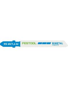 Lame de scie sauteuse HS 60/1,4 BI VA/5 - Festool