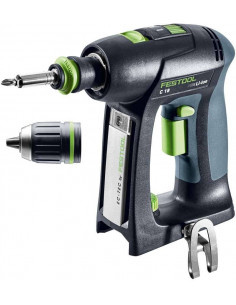 Perceuse-visseuse sans fil C 18 Li-Basic - Festool