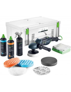 Polisseuse RAP 150-21 FE-Set Wood SHINEX - Festool