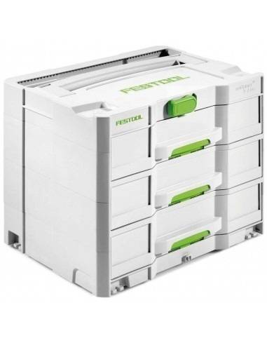 SORTAINER SYS 4 TL-SORT/3 - Festool