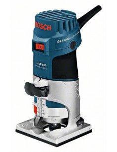 Affleureuse GKF 600 coffret - Bosch