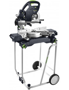 Scie à onglets radiale KS 60 E-UG-Set KAPEX - Festool