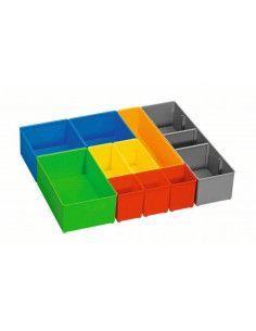 Boîtes de stockage de petites pièces x 10 pour i-BOXX 72 - Bosch