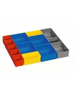 Boîtes de stockage de petites pièces x 12 pour i-BOXX 53 - Bosch