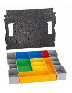 Boîtes de stockage de petites pièces x 12 pour L-BOXX 102 - 1600A016N9 - Bosch