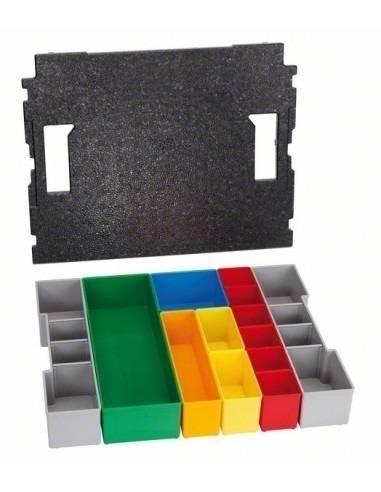 Boîtes de stockage de petites pièces x 13 pour L-BOXX 102 - 1600A016N8 - Bosch