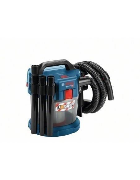 Aspirateur eau et poussière sans-fil GAS 18V-10 L 2 batteries 5,0 Ah L-BOXX - Bosch