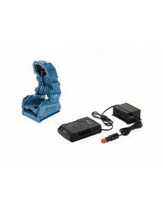 Chargeur auto à induction GAL 1830 W-DC + holster de charge à induction - Bosch