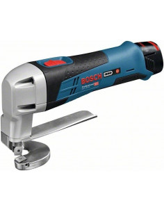 Cisaille sans fil GSC 12V-13, 2 batteries 2,0 Ah, L-BOXX - Bosch