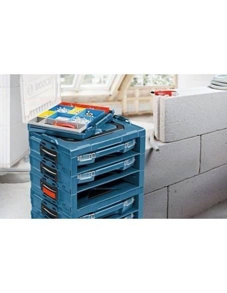 Coffret de transport i-BOXX 53 + set couleur 12 pièces - Bosch
