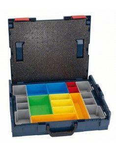 Coffret de transport L-BOXX 102 + set couleur 12 pièces - Bosch