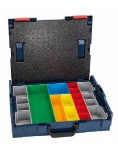Coffret de transport L-BOXX 102 + set couleur 13 pièces - Bosch