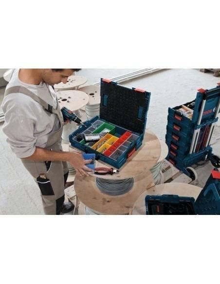 Coffret L-BOXX 102 + set couleur 6 pièces - 1600A016NC - Bosch