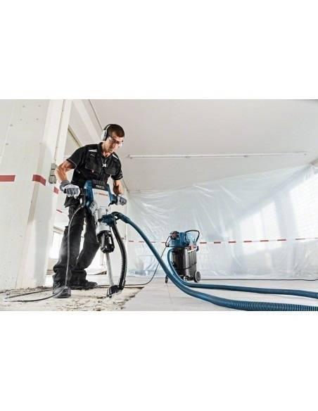 Dispositif d'aspiration de poussière pour les travaux de démolition GDE hex - Bosch