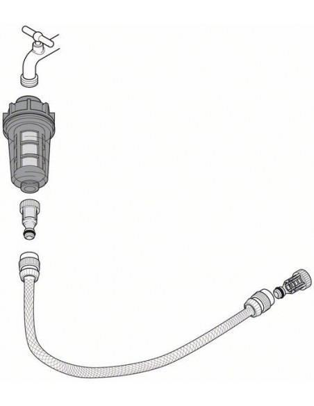Filtre à eau - Bosch