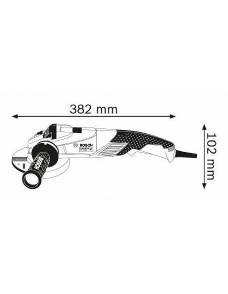 Meuleuse GWS 18-125 SL - Bosch