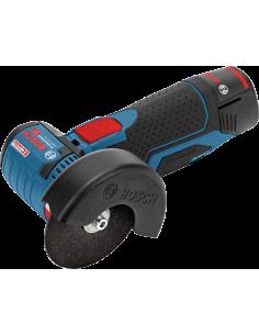 Meuleuse sans fil GWS 12V-76, 2 batteries 3,0 Ah, L-BOXX - Bosch