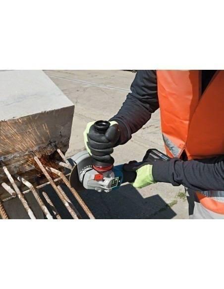 Meuleuse sans fil GWS 18V-125 SC 2 batteries ProCORE 7,0 Ah L-BOXX - Bosch