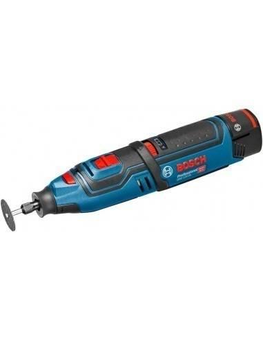 Outil rotatif multifonctions sans fil GRO 12V-35 , 2 batteries 2,0 Ah, L-BOXX - Bosch