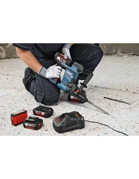 Pack 2 batteries GBA 36V 6.0 Ah + chargeur GAL 3680 CV - Bosch