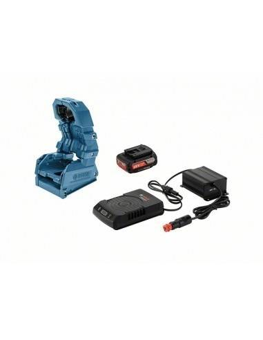 Pack automobile : batterie à induction GBA 18V 2.0Ah W + chargeur GAL 1830 W-DC + Holster - Bosch