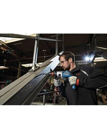 Perceuse 2 vitesses GBM 13-2 RE precision chuck - Bosch