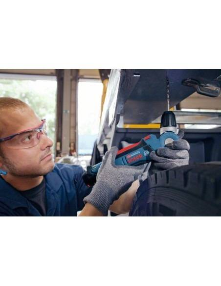 Perceuse d'angle sans-fil GWB 12V-10, 2 batteries 2,0 Ah, L-BOXX - Bosch