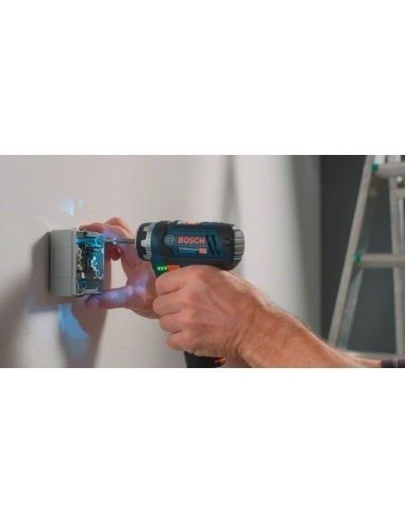 Perceuse-visseuse sans-fil GSR 12V-15 FC 2 batteries 2,0 Ah, boite carton - Bosch