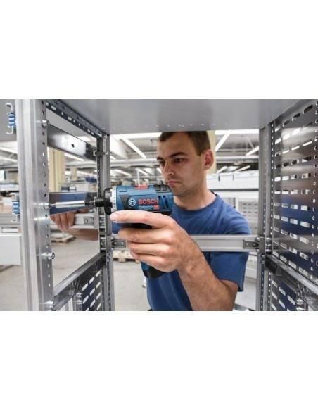 Perceuse-visseuse sans-fil GSR 12V-20 HX, 2 batteries 3,0Ah, L-BOXX - Bosch
