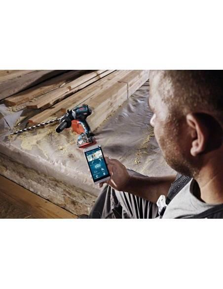 Perceuse-visseuse sans-fil GSR 18 V-85 C , 2batterie 5,0 AH batteries, L-BOXX - Bosch
