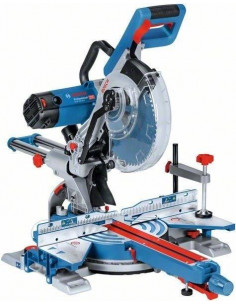 Scie à onglets radiale GCM 350-254 - 0601B22600 - Bosch