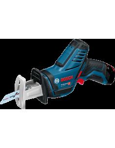 Scie sabre sans fil GSA 12V-14, 2 batteries 3,0 Ah, L-BOXX - Bosch