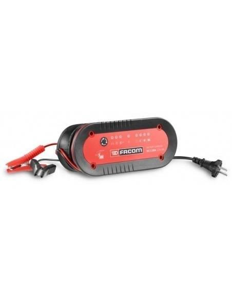 Chargeur de batteries rapide pour VL, VUL et PL 12 Volts - BC128A - Facom
