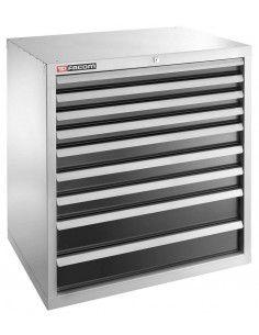 Meuble industriel charges lourdes à 9 tiroirs - 2939B - Facom